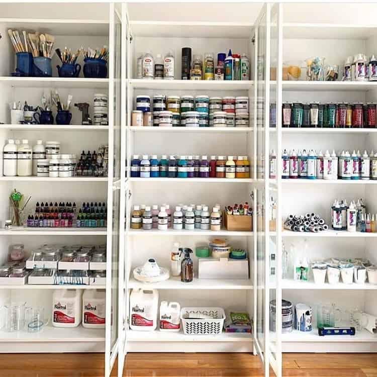 Custom Closet Craft Room