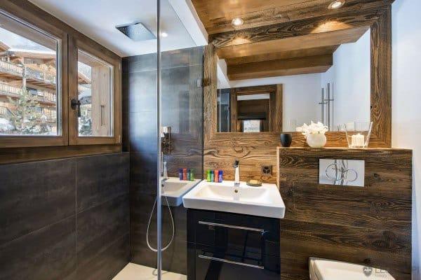 Custom Cool Bathrooms Ideas