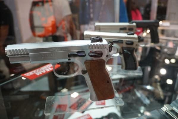 Custom Cz Pistol