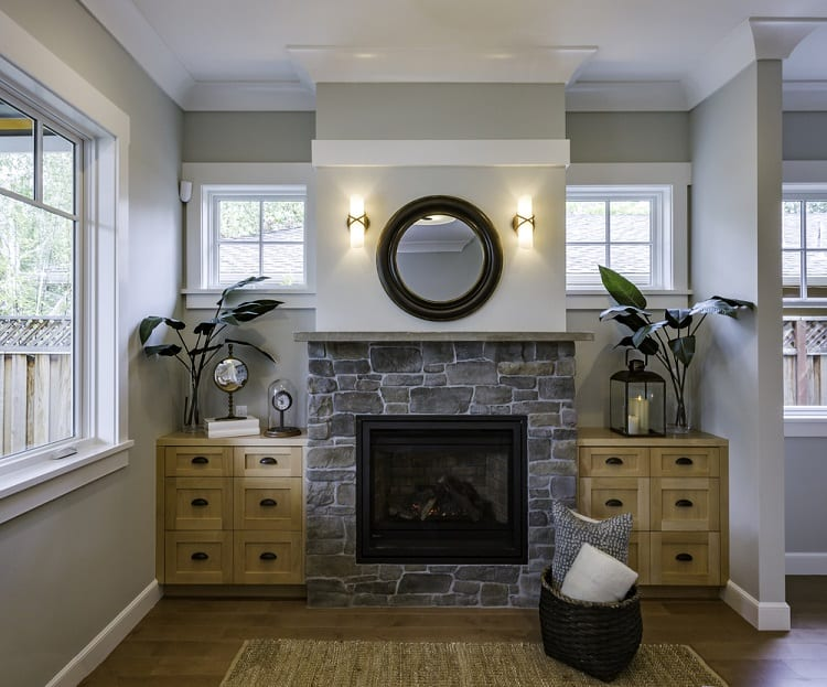 Custom Fireplace Mantel Decor Ideas