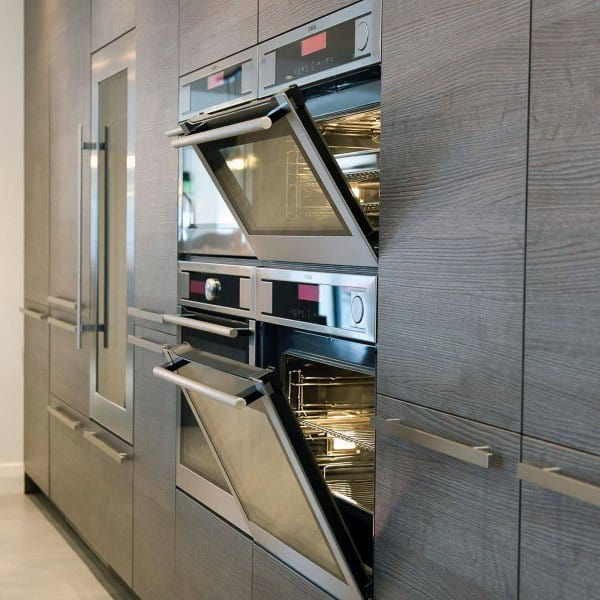 Custom Kitchen Cabinet Idea Inspiration