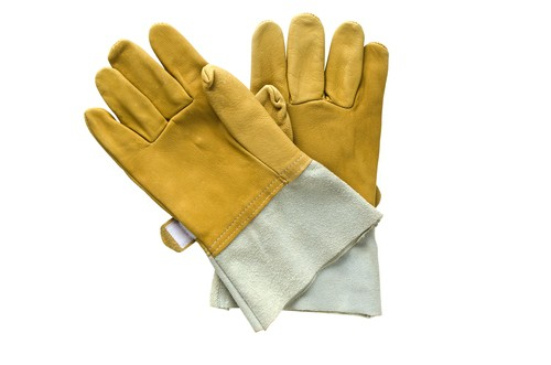 Custom Leathercraft 2060l Top Grain Goatskin Work Gloves For Men