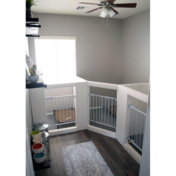 Custom Themed Dog Room