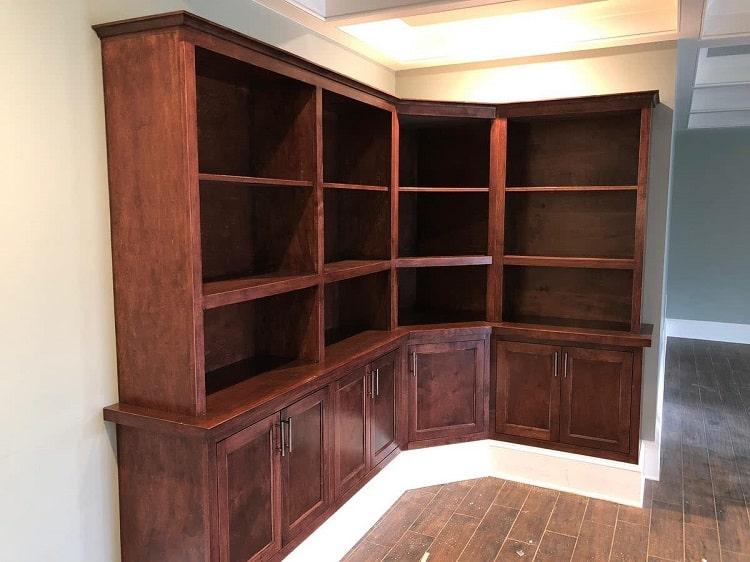 Customize Wood Corner Storage Cabinet Robertwoodcreations