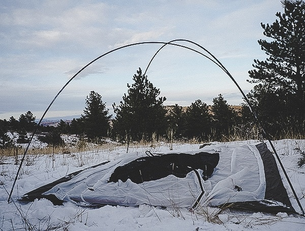 Dac Pressfit Pole Assembly Kelty Outfitter Pro 3 Tent Review