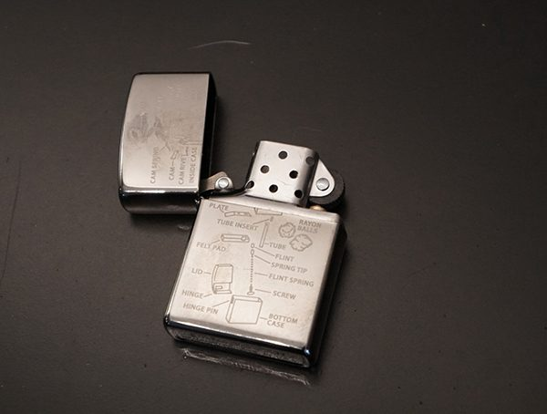 Daily Edc Essentials Zippo Lighter
