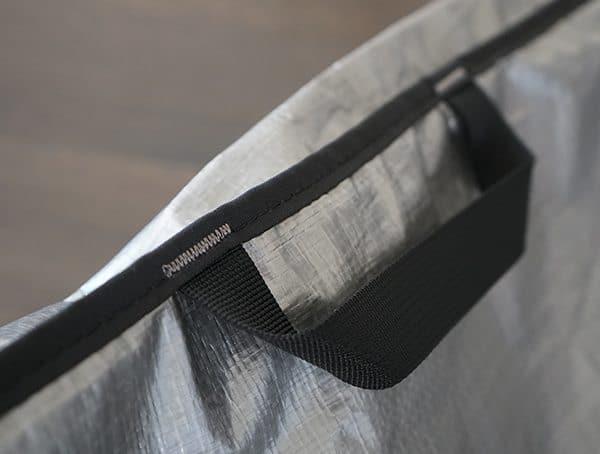 Dakine Fall Line Ski Roller Bag Boot Storage Reinforced Stiched Handle