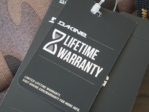 Dakine Fall Line Ski Roller Bag Lifetime Warranty