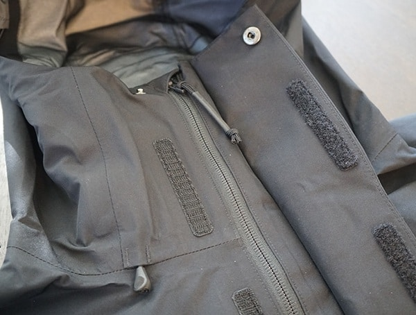 Dakine Sawtooth Gore Tex 3l Center Zipper Mens Snowboarding Jacket