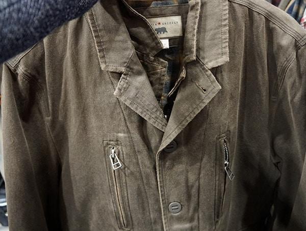 Dakota Grizzly Mens Jacket