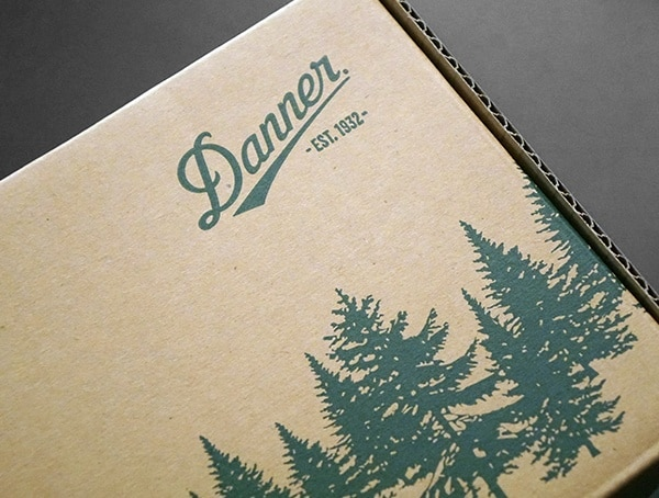 Danner Boots Box