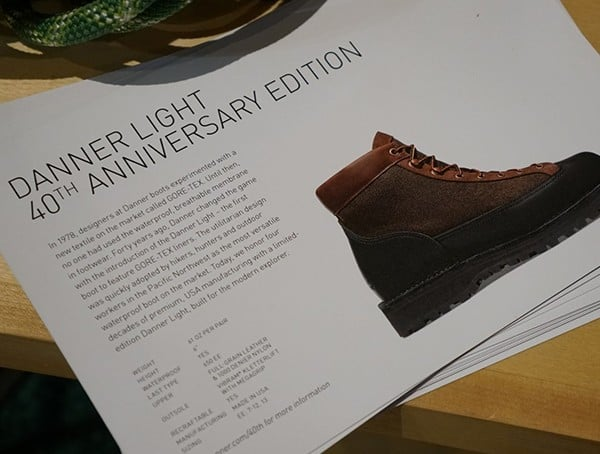 Danner Light 40 Th Anniversary Edition Mens Boots