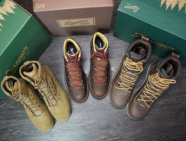 Danner Mens Boots Collection