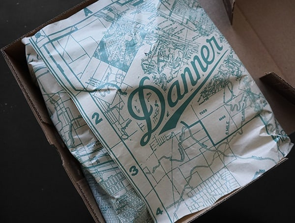 Danner Mountain Pass Box