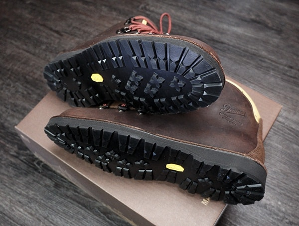 Danner Mountain Pass Vibram Kletterlift Thin Outsole