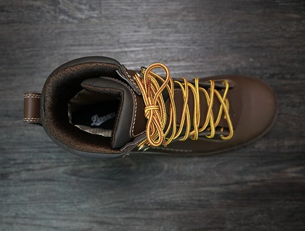 Danner Quarry Brown Alloy Toe Wedge Boots For Men Reviews