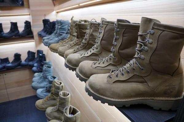 Danner Tactical Mens Boots