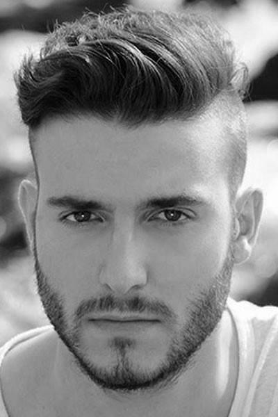 Astonishing Short Wavy Hair For Men 70 Masculine Haircut Ideas Short Hairstyles Gunalazisus