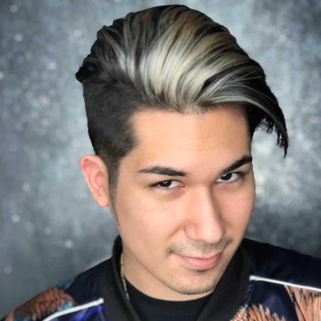 Dapper Hairstyle