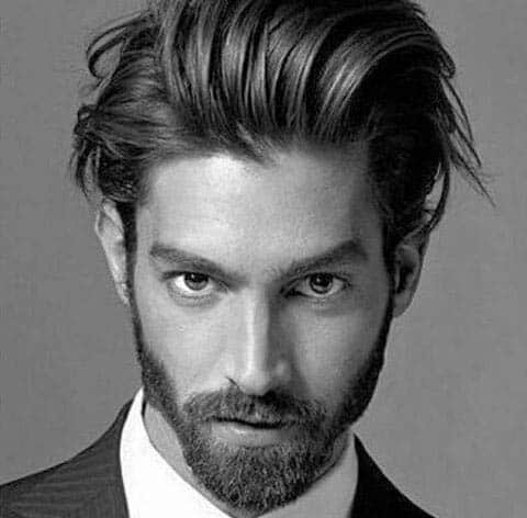 Amazing Dapper Hairstyles For Long To Medium Length Hair For Men