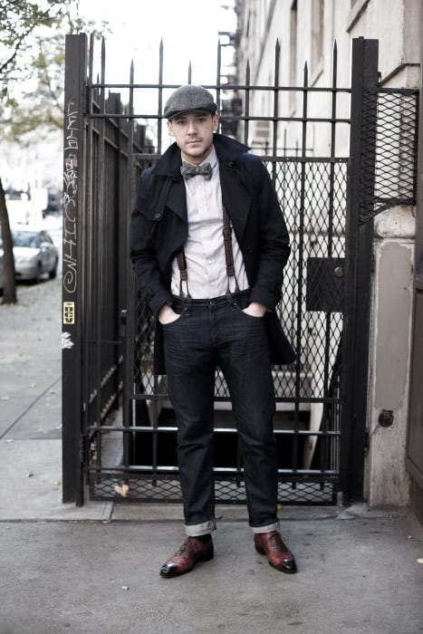 Dapper How To Wear Mens Suspenders With Jeans Outfits Styles