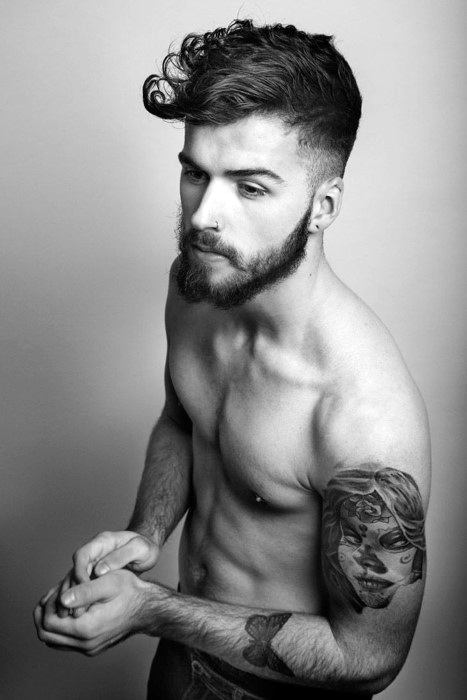 Dapper Low Fade Haircuts For Men