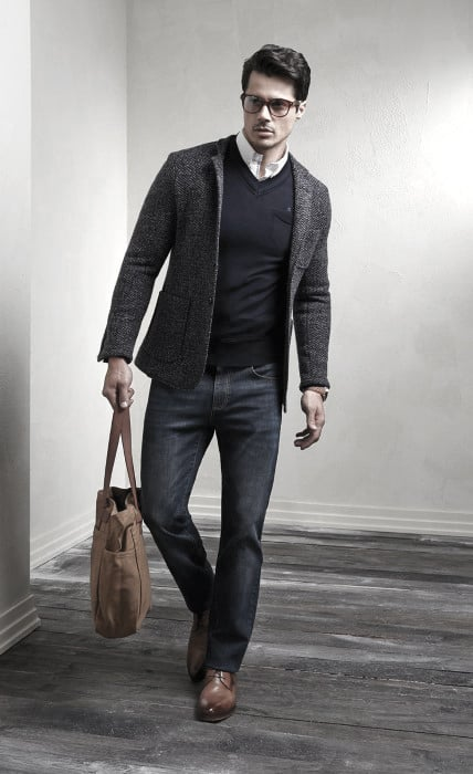 Dapper Mens Business Casual Outfits Styles