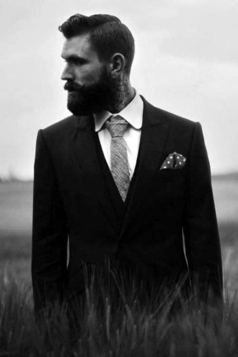 Dapper Mens Classic Haircut