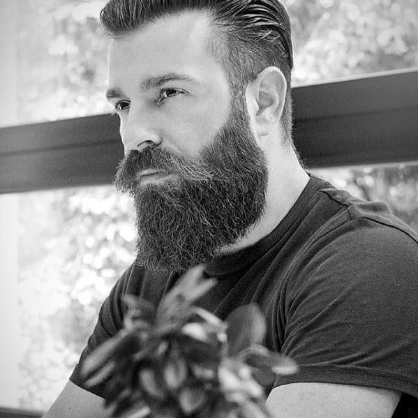 Dapper Mens Cool Beard Style Ideas