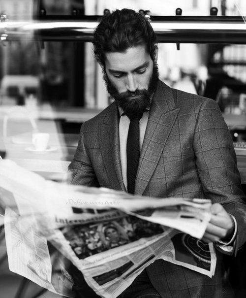 Dapper Mens Flow Hairstyle Inspiration