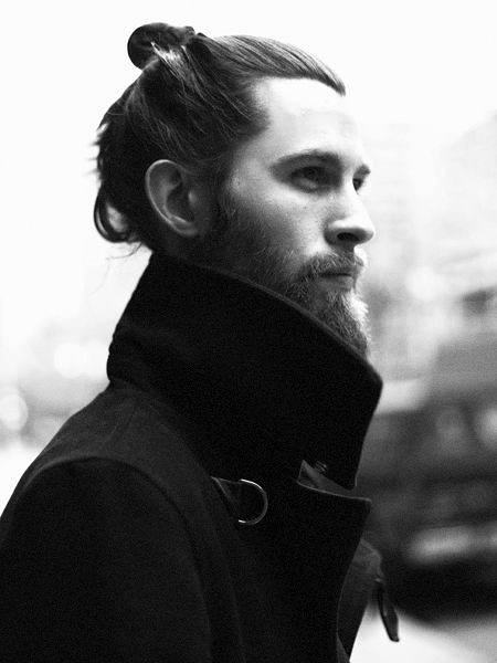 40 Samurai Hairstyles For Men – Modern Masculine Man Buns