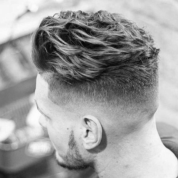Stupendous Short Wavy Hair For Men 70 Masculine Haircut Ideas Schematic Wiring Diagrams Amerangerunnerswayorg