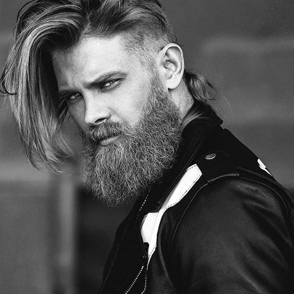 Super 60 Cool Beard Styles For Men Princely Facial Hair Ideas Natural Hairstyles Runnerswayorg