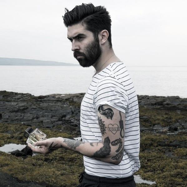 Dappper Mens Nice Beards Styles