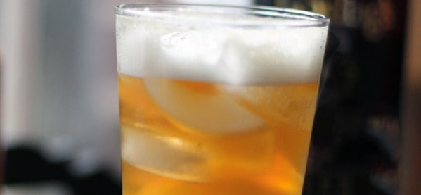 Dark and Stormy Manly Rum Cocktails