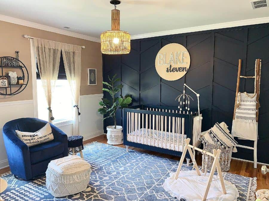 Dark Baby Room Ideas Dd Design Decor