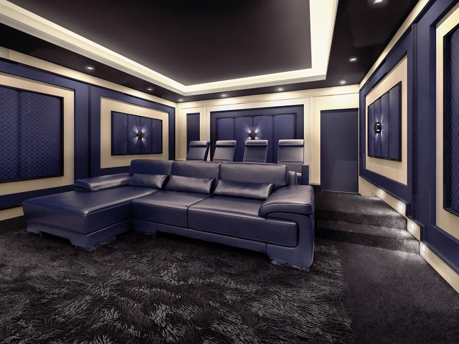 Home Theater Seats Ideas Inspiration