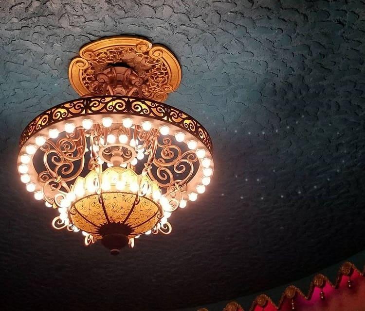 Dark Colored Ceiling Ideas