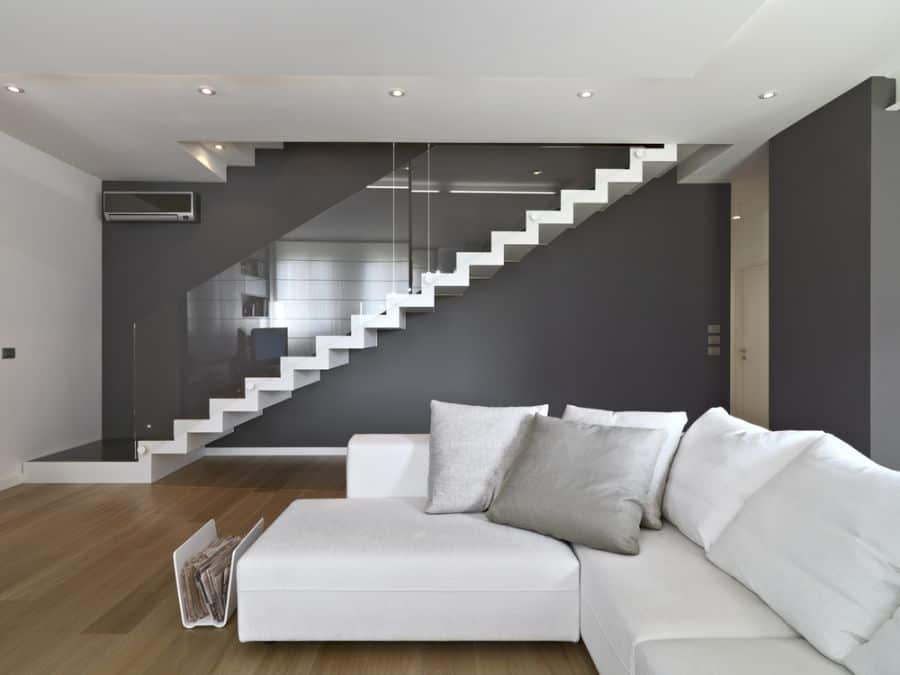 Dark Colors Living Room Paint Ideas 4