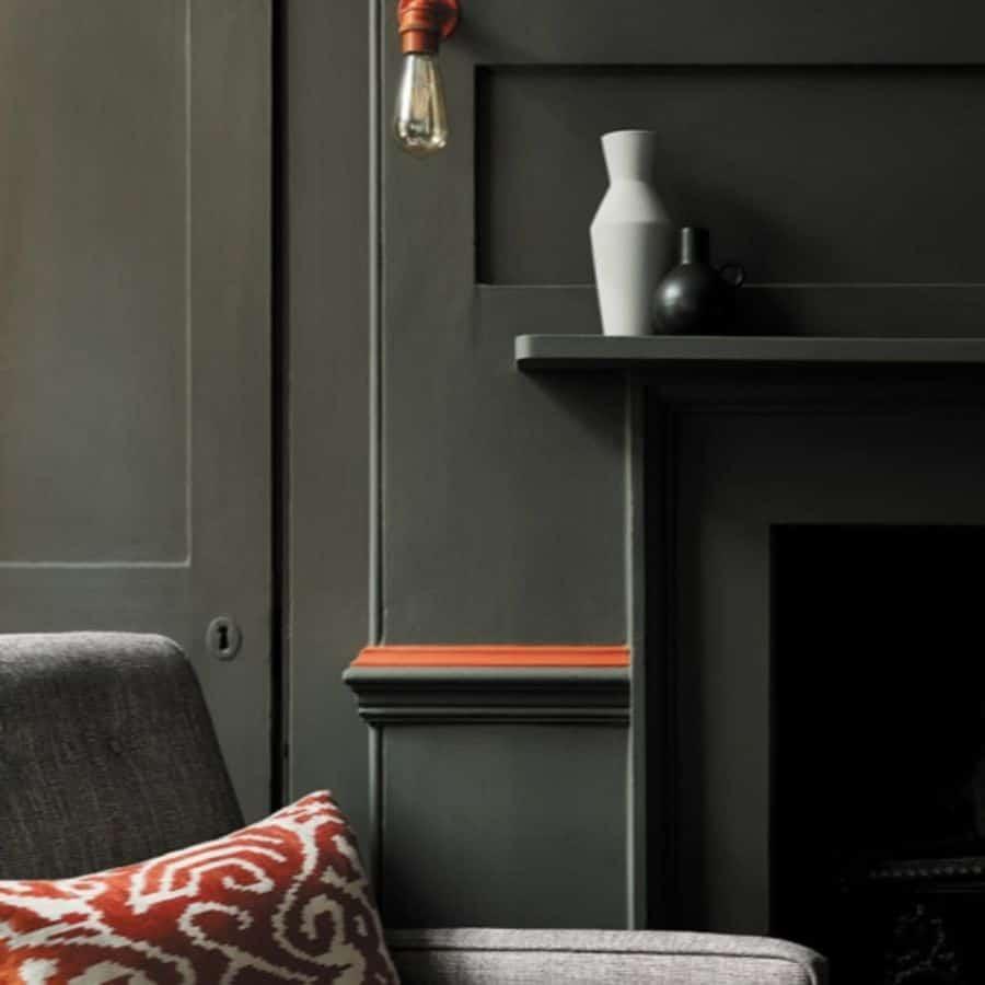 Dark Colors Living Room Paint Ideas Littlegreene.fr