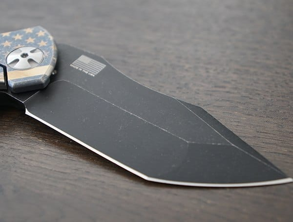 Darrel Ralph Dominator Ventilator Carbon Fiber Ii Knife With Ddr Xi Blade Black
