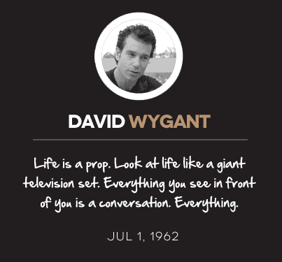 David Wygant Quotes