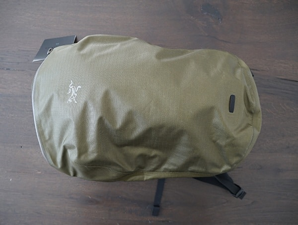 Day Pack Arcteryx Granville 16 Zip Backpack Bushwack