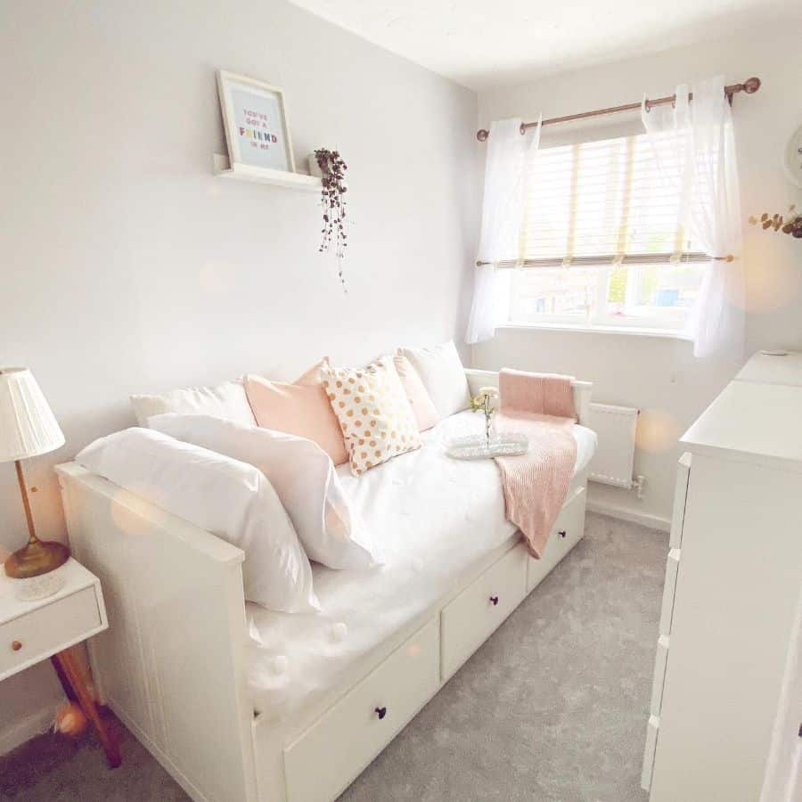 Daybed Or Murphy Bed Tiny Bedroom Ideas Charlottemcunningham