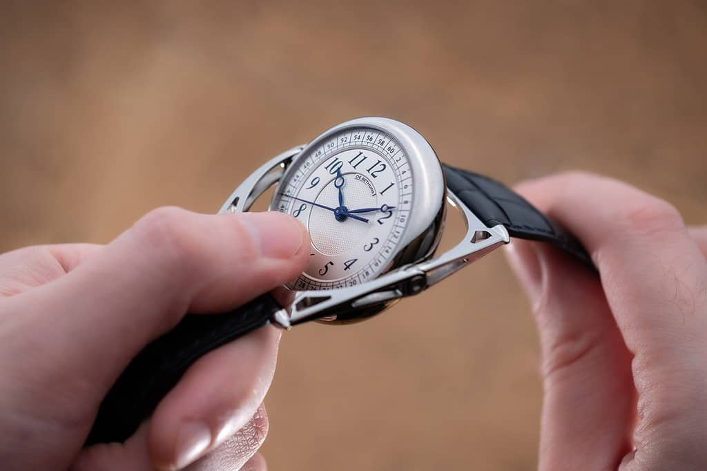 De Bethune's Latest Tourbillon Timepiece is Two Watches in One