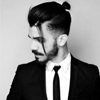 Debonair Samurai Haircuts For Men