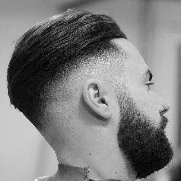 Debonair Undercut Mens Hair