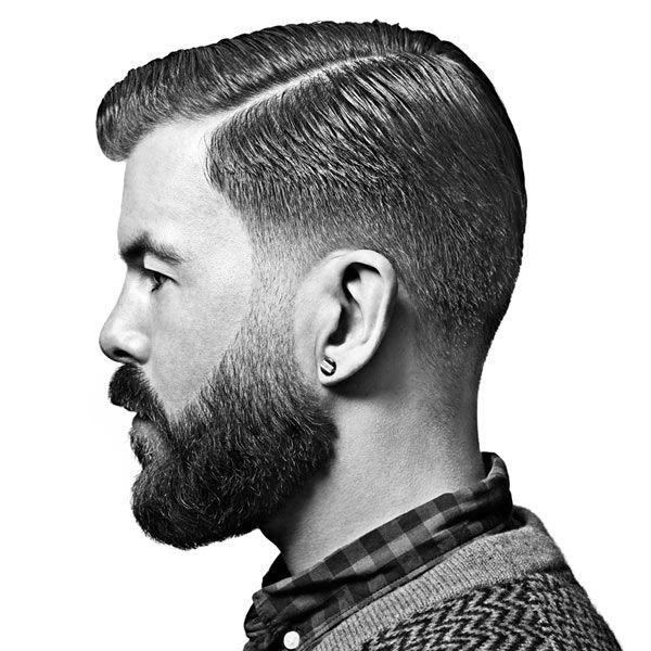 Debonait Mens Haircut Short Length With Fade