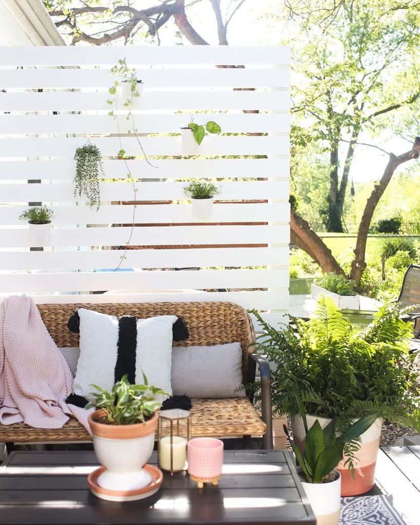 deck container garden ideas bethlairdcreative