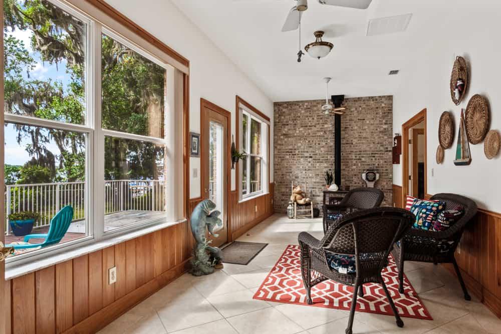 deck enclosed patio ideas 1